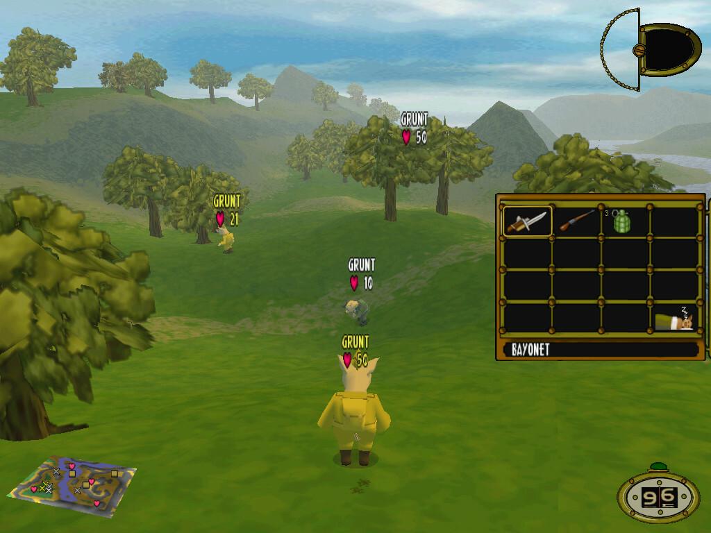 Hogs of War screenshot 3