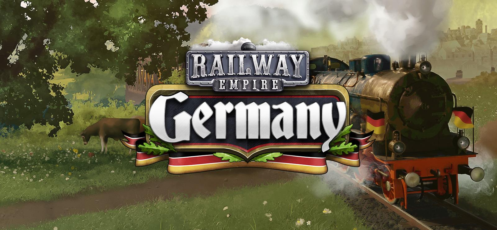 Railway Empire + 7 DLC GOG скачать последнюю версию
