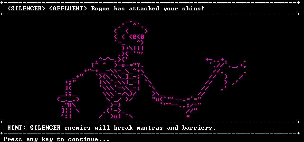 Sanctuary RPG: Black Edition screenshot 2
