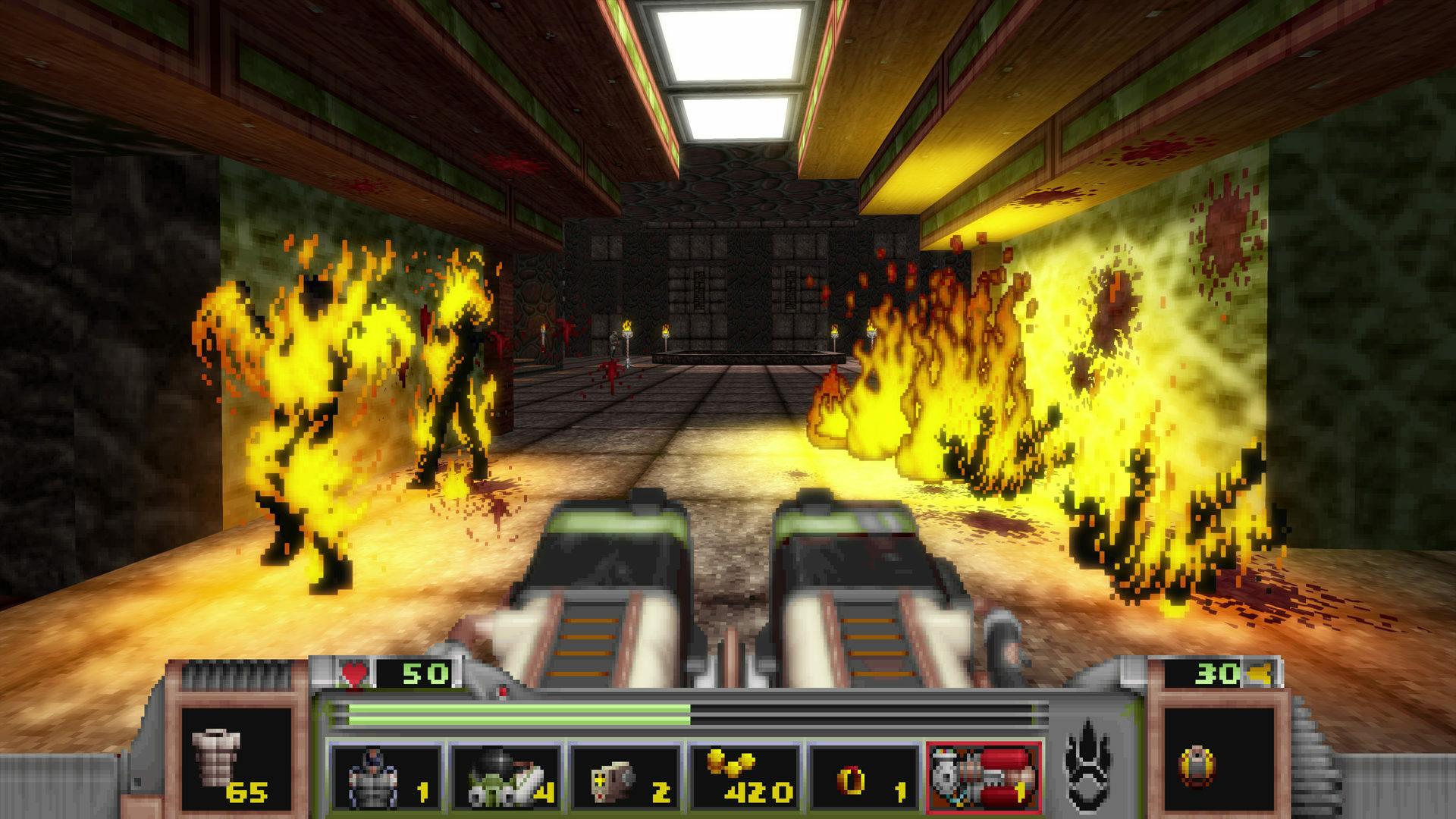 The Original Strife: Veteran Edition screenshot 2