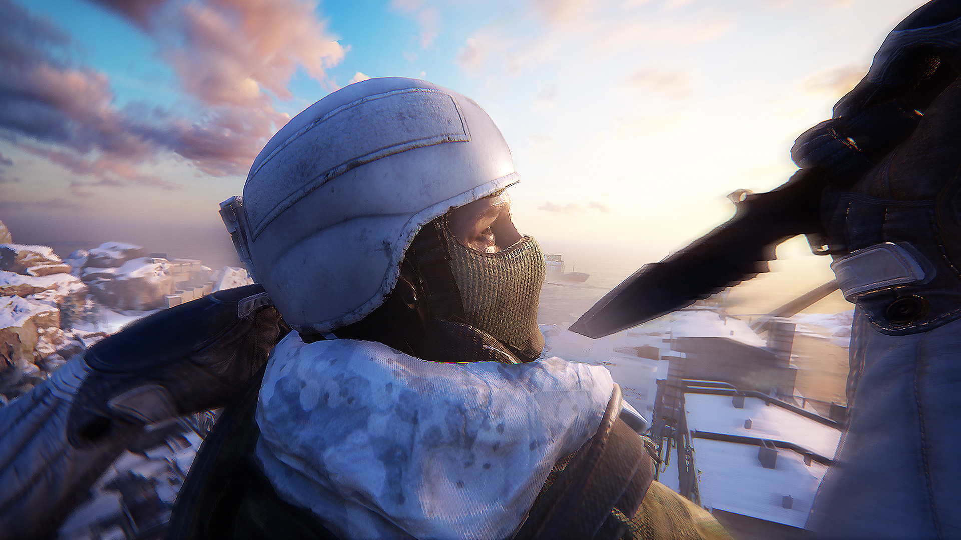 Sniper Ghost Warrior Contracts screenshot 1