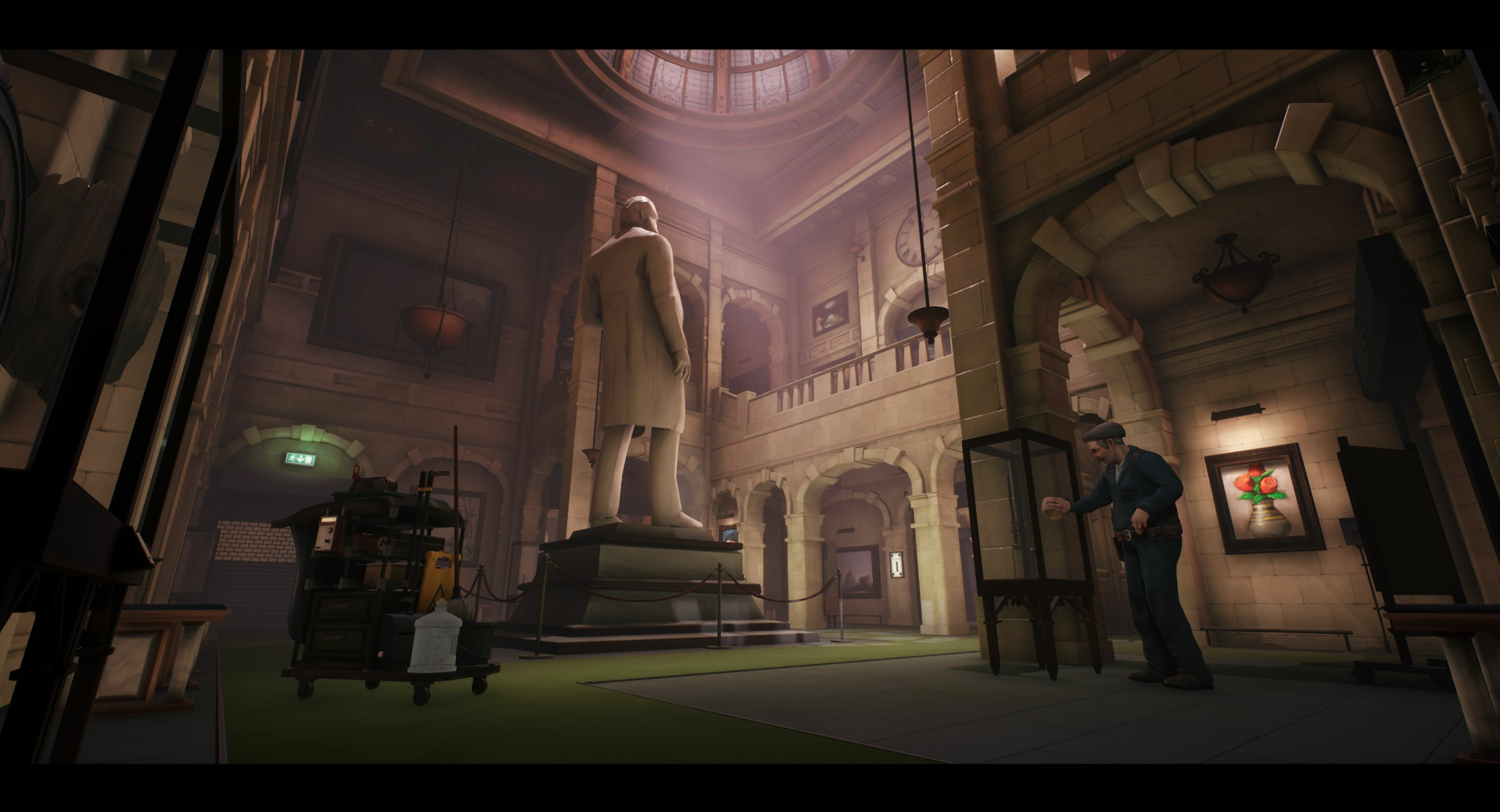 The Occupation screenshot 2