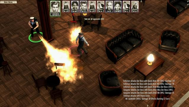 Omerta: City of Gangsters Gold Edition