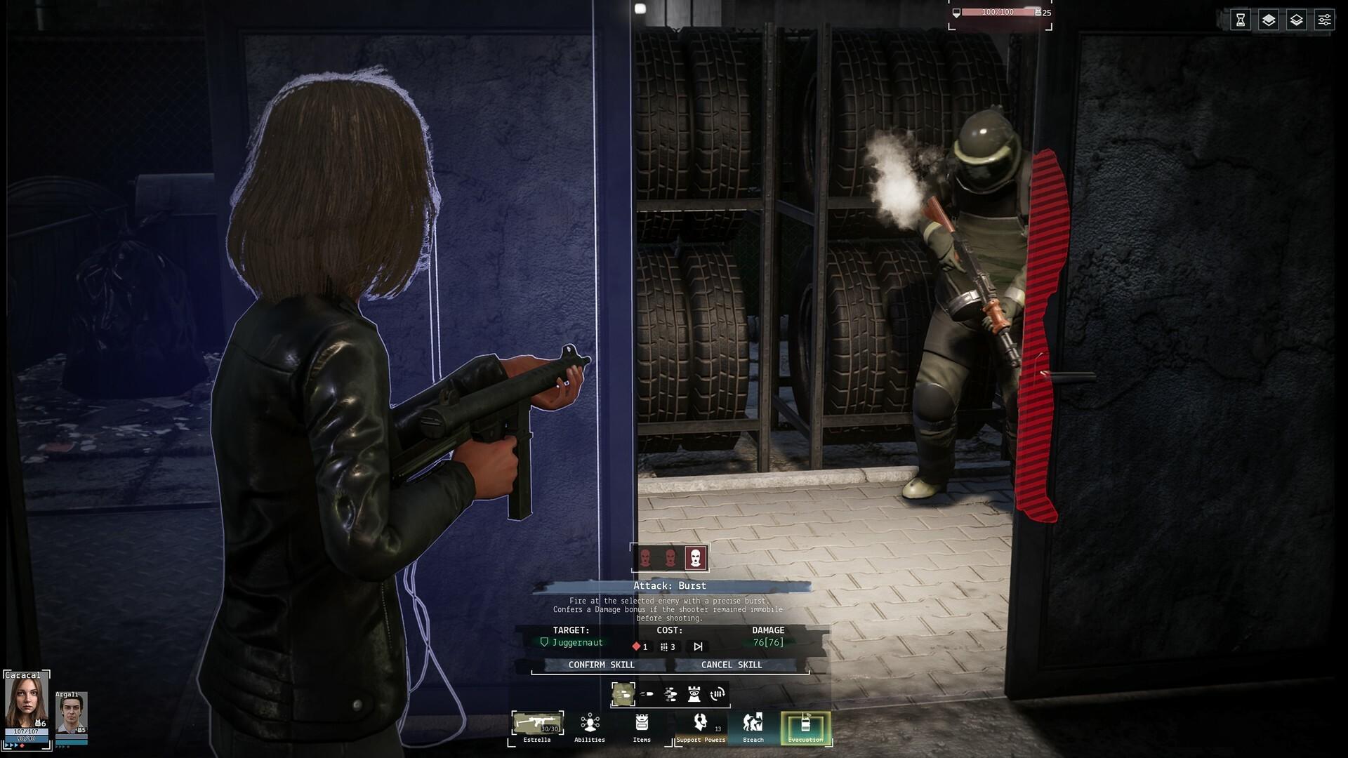 Phantom Doctrine screenshot 2
