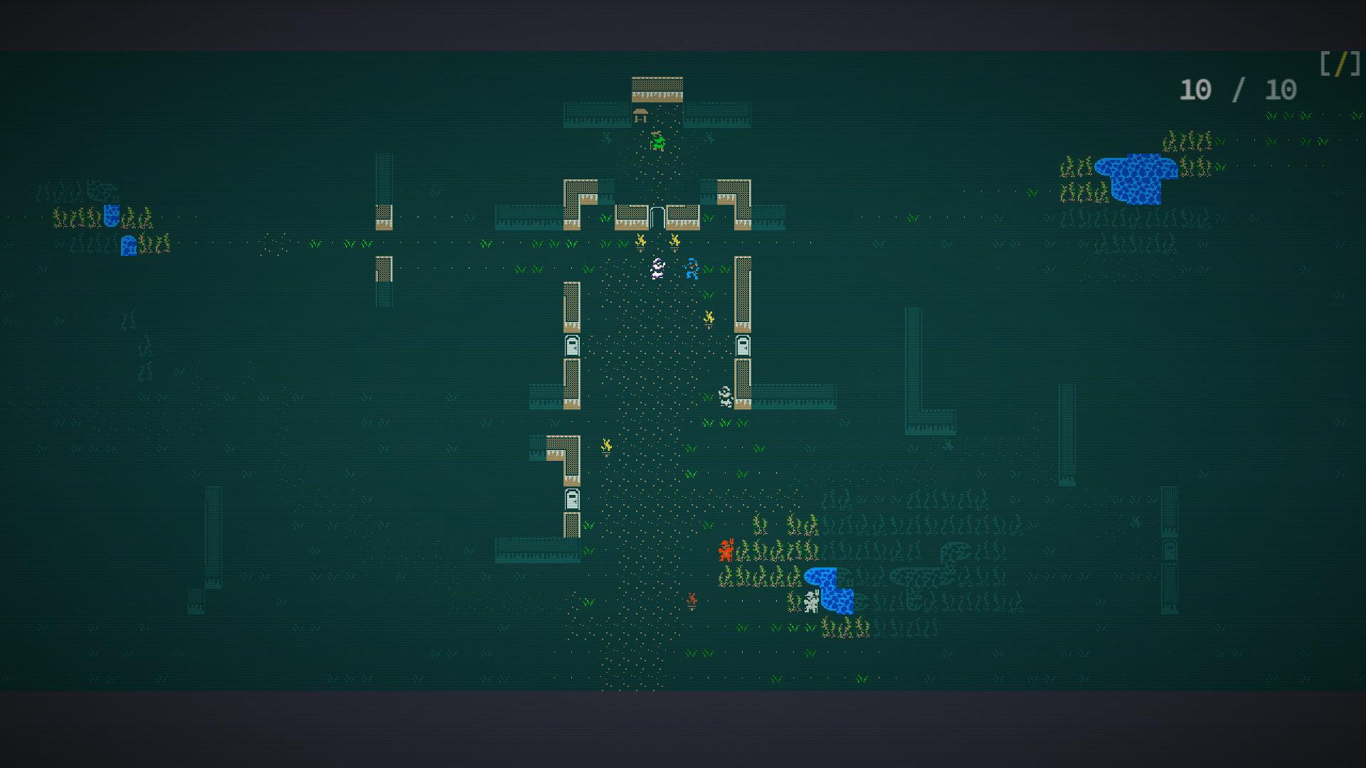 Caves of Qud screenshot 3