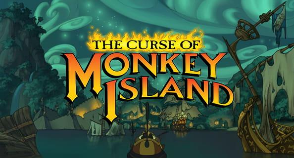 The Curse of Monkey Island™