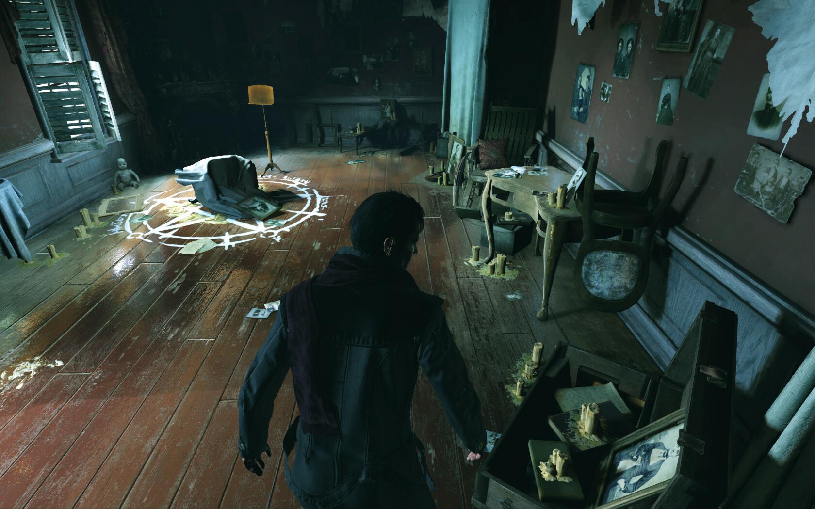 Sherlock Holmes: The Devil's Daughter screenshot 3