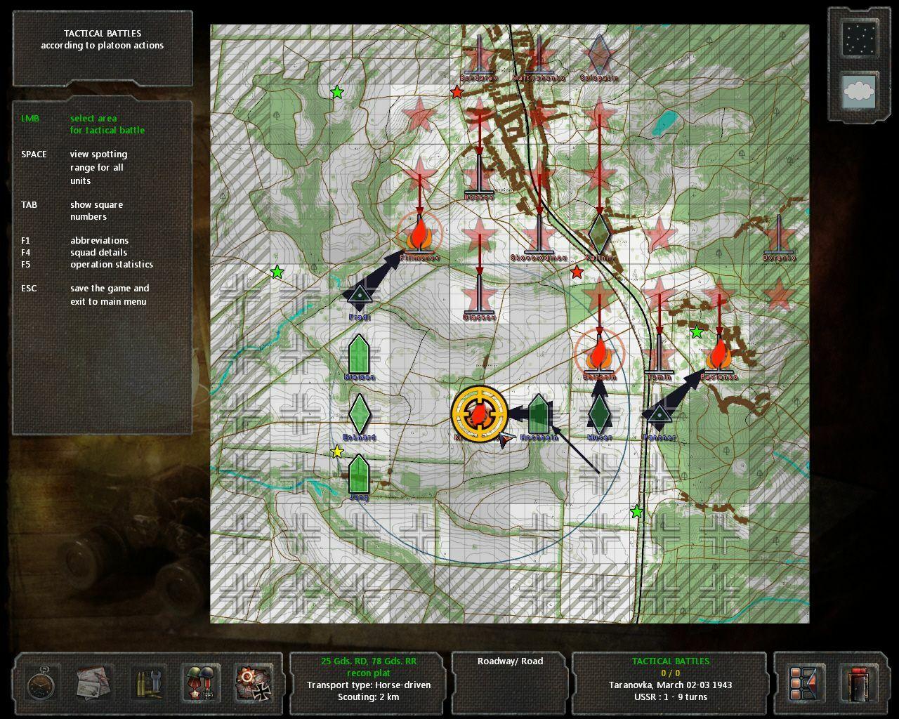 Achtung Panzer: Kharkov 1943 screenshot 3