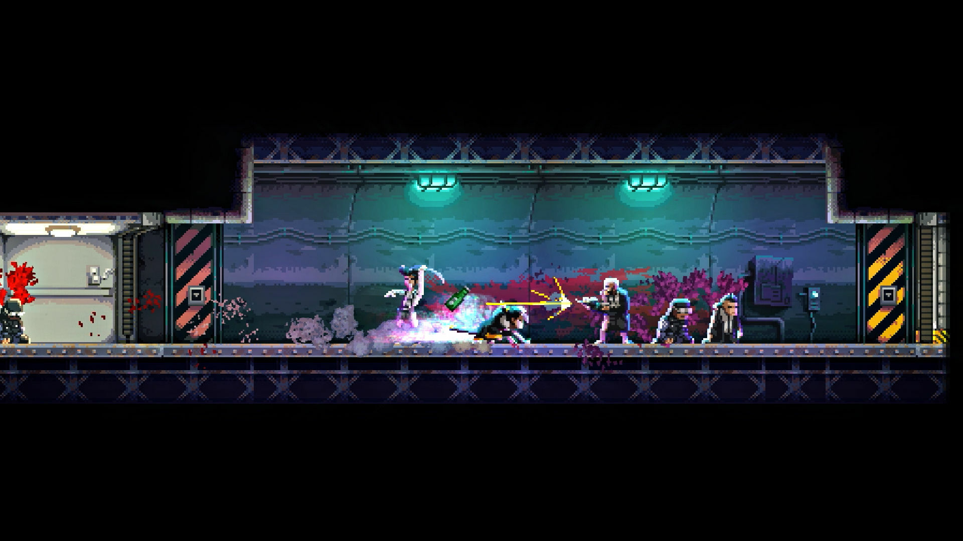 Katana Zero screenshot 1