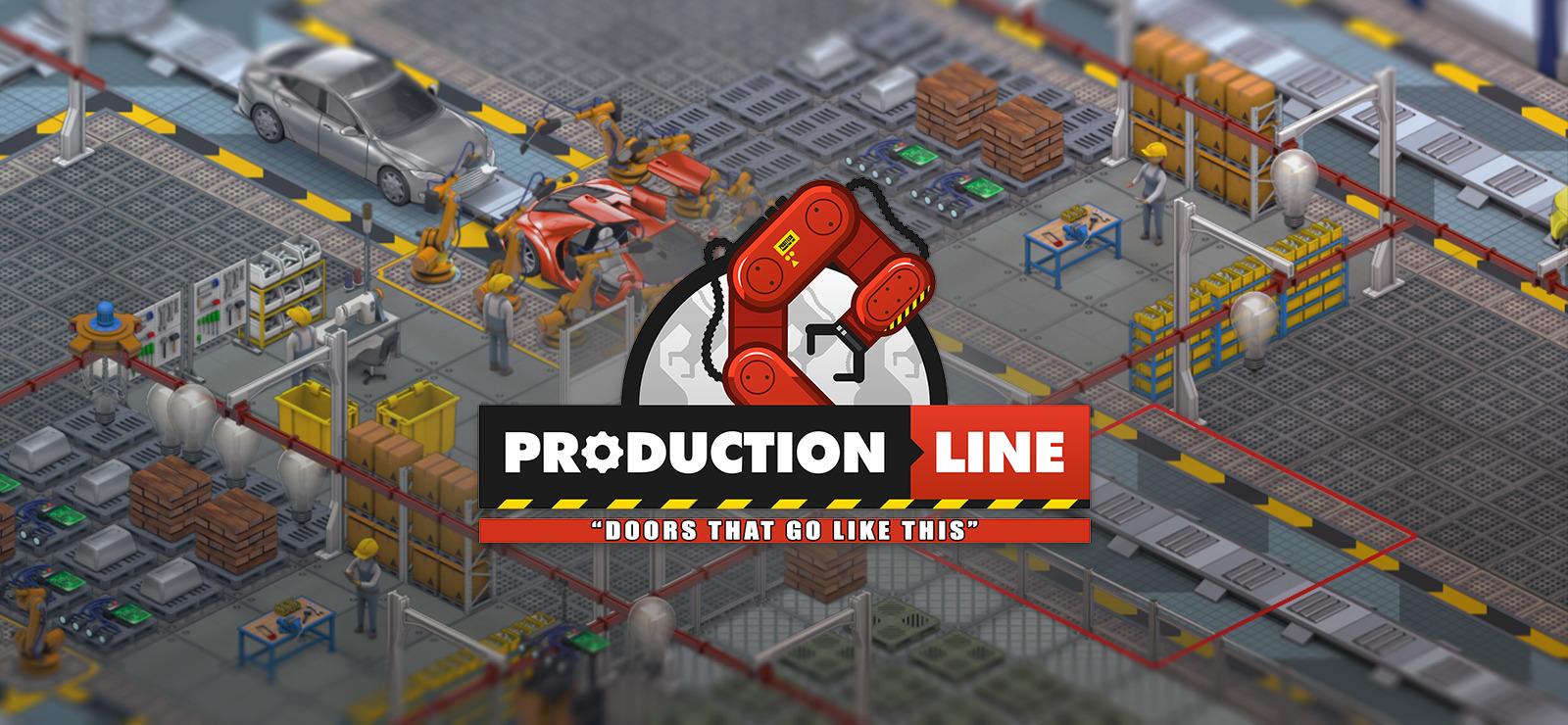 Production Line + DLC GOG скачать последнюю версию