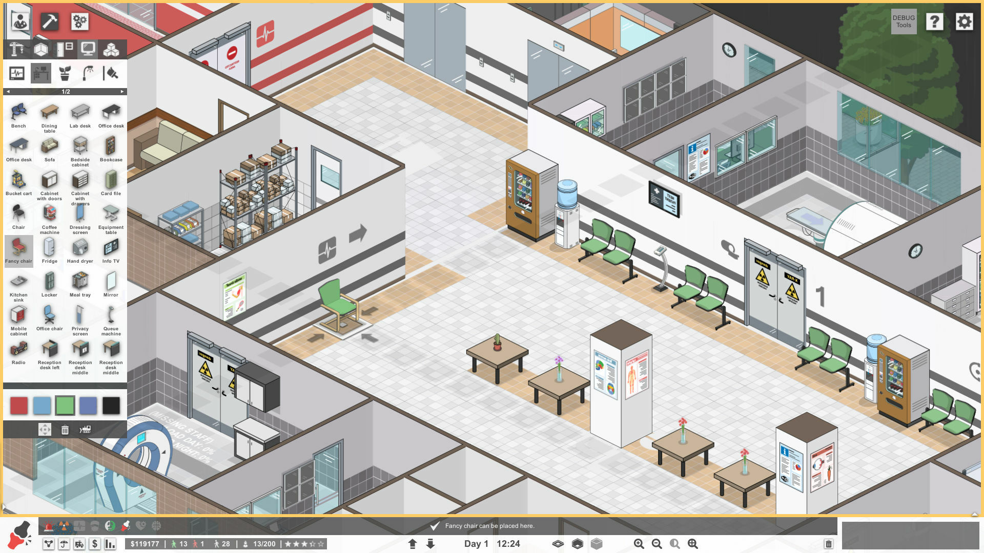 Project Hospital screenshot 3