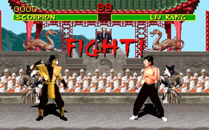 Mortal Kombat 1+2+3 screenshot 1