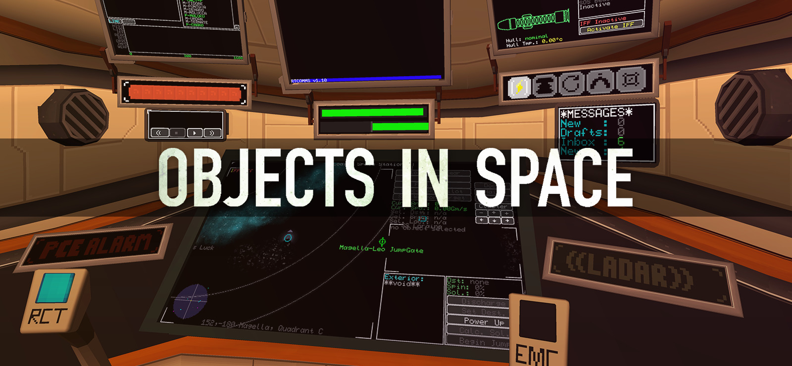 Objects in Space