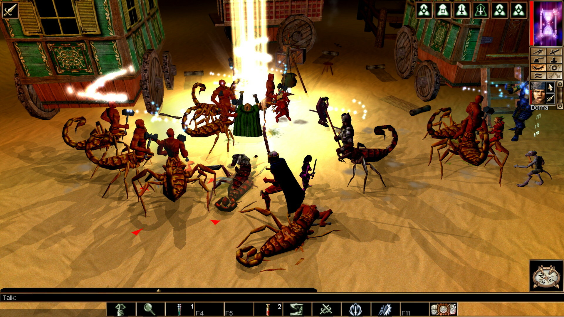 Neverwinter Nights: Enhanced Edition Digital Deluxe Edition screenshot 3