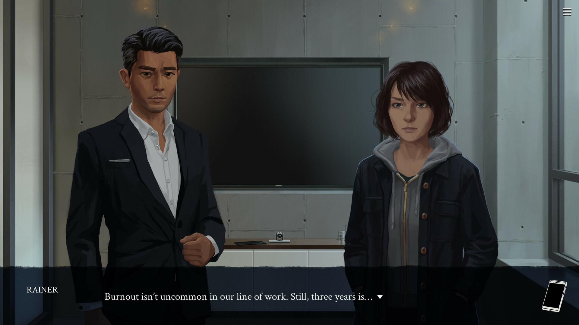 Eliza screenshot 2