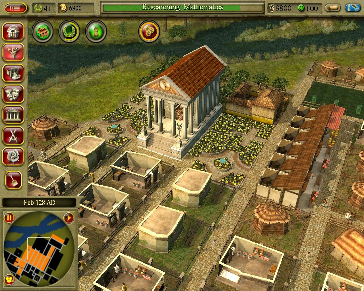 download civcity rome full game free