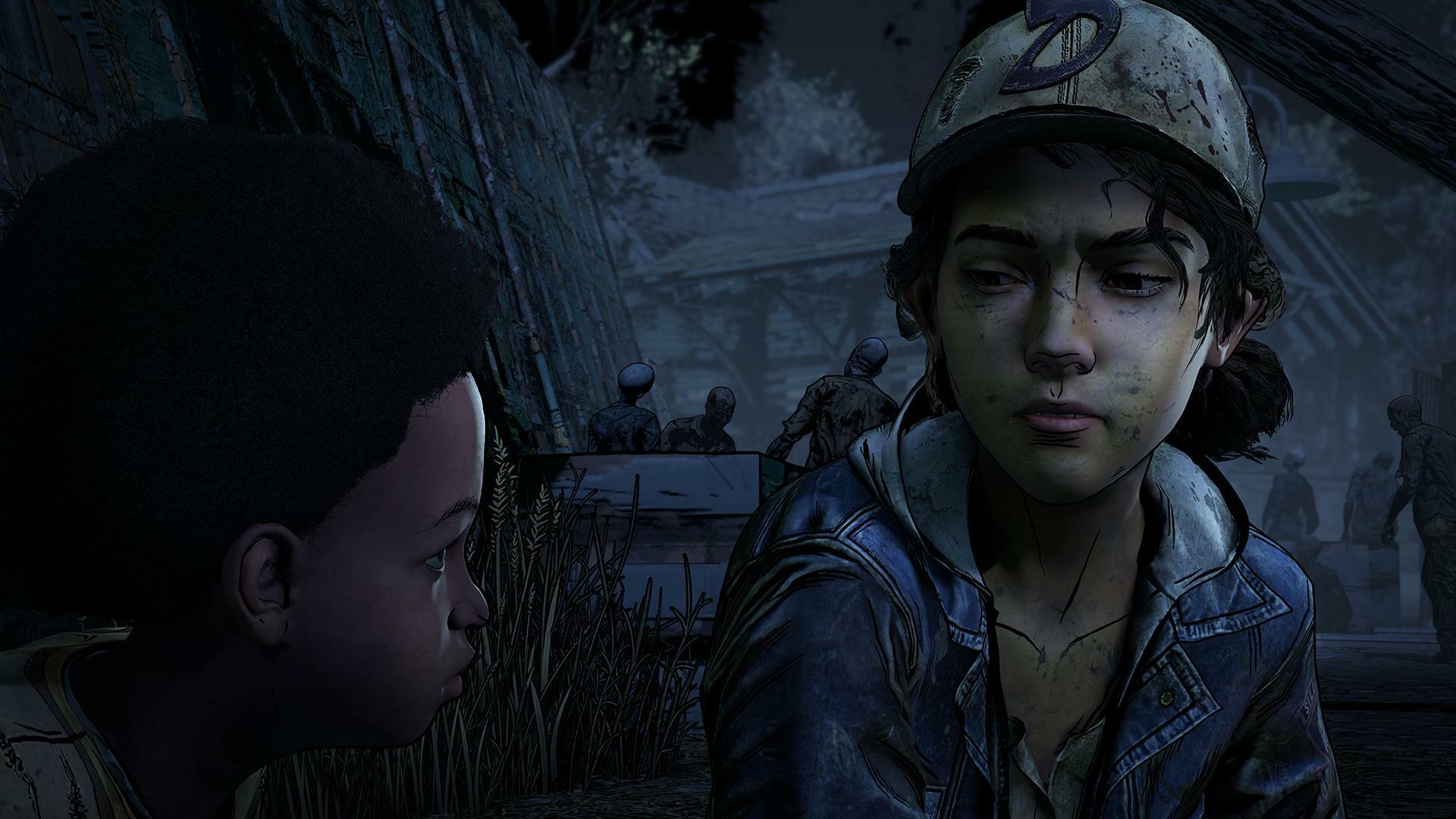 The Walking Dead: The Final Season screenshot 1