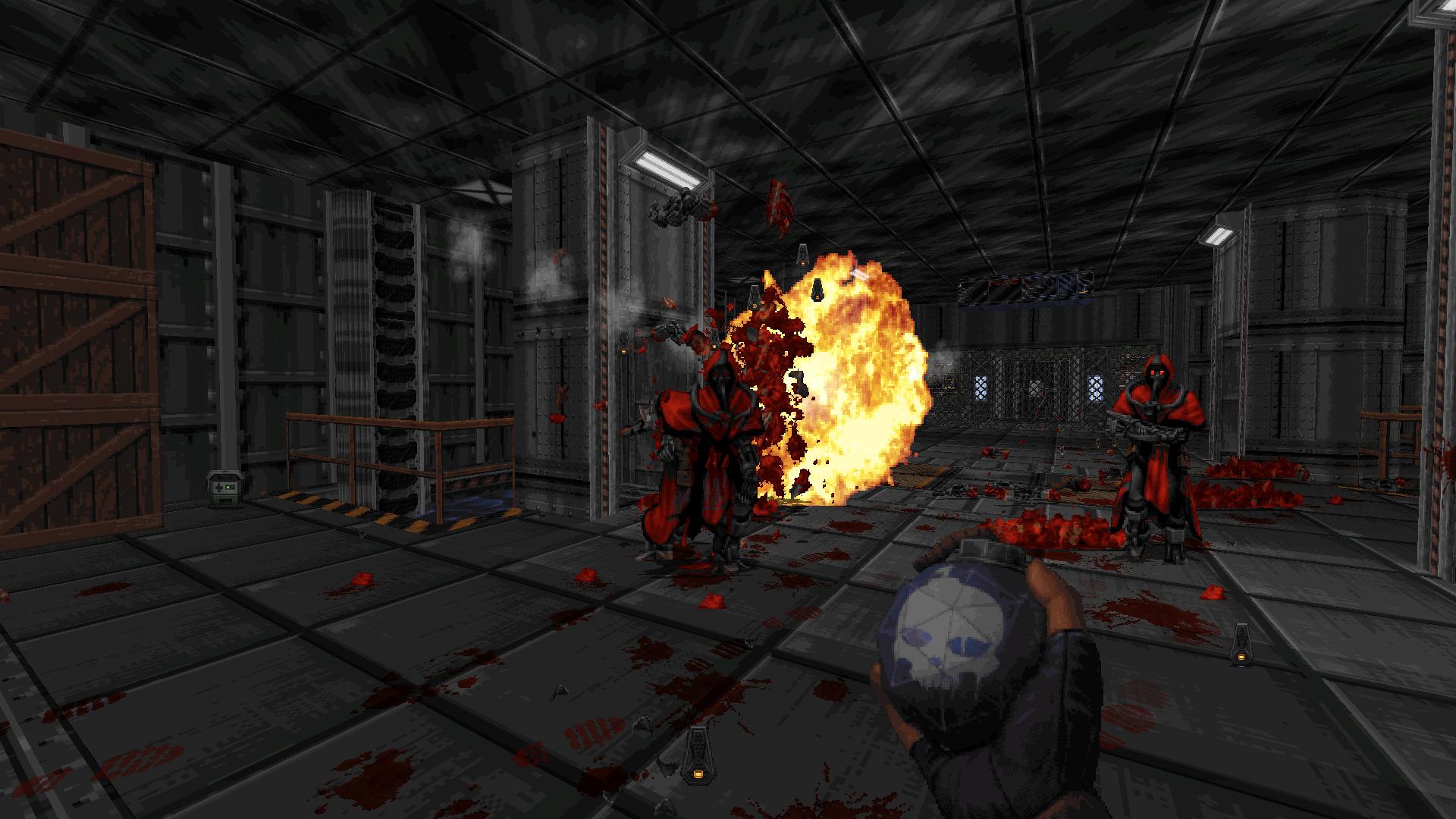 Ion Maiden screenshot 2