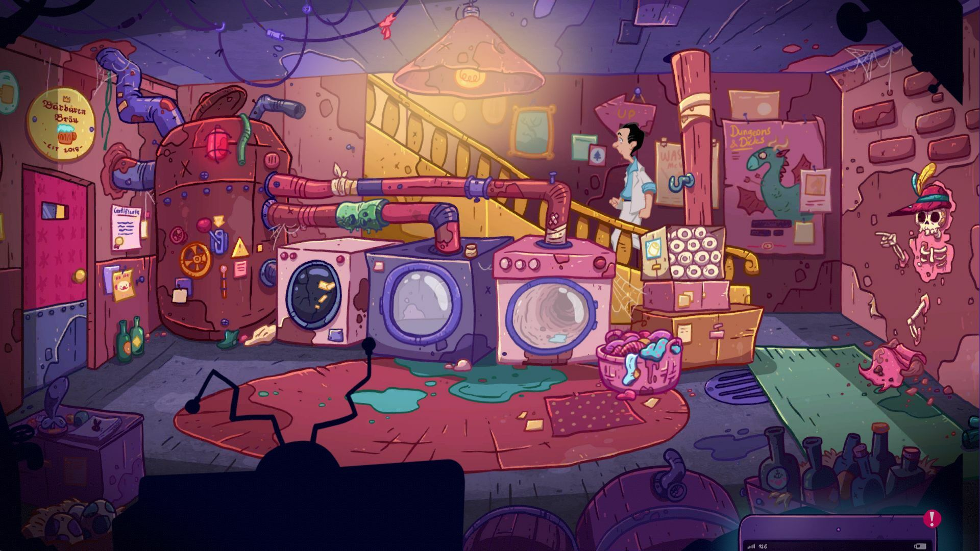 Leisure Suit Larry - Wet Dreams Don't Dry screenshot 2