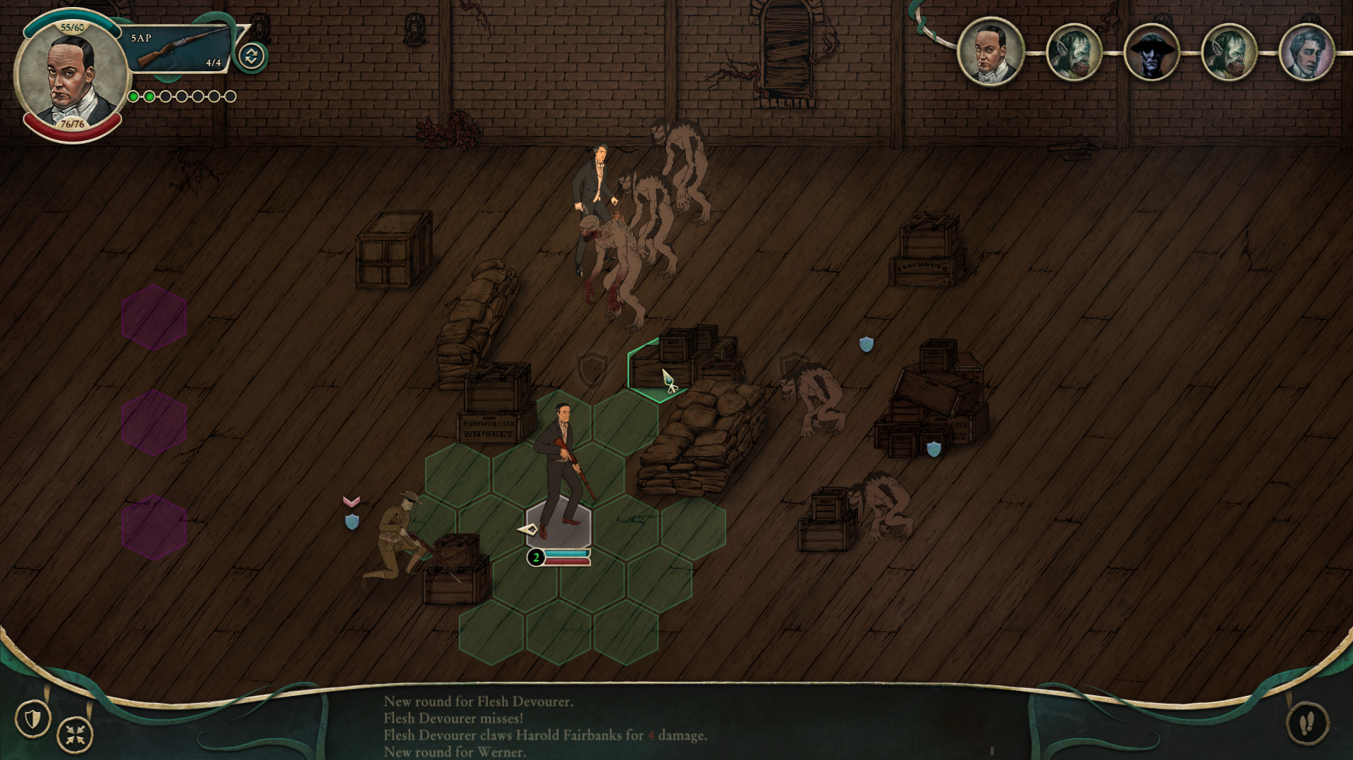 Stygian: Reign of the Old Ones screenshot 3