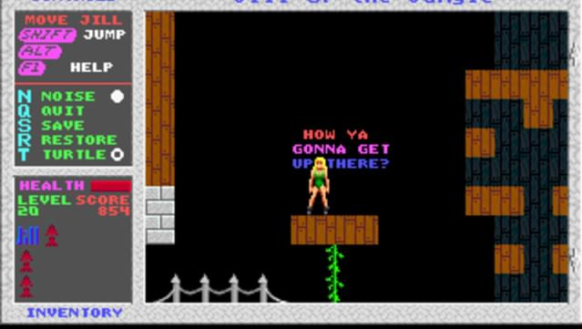 Jill of the Jungle: The Complete Trilogy on GOG com