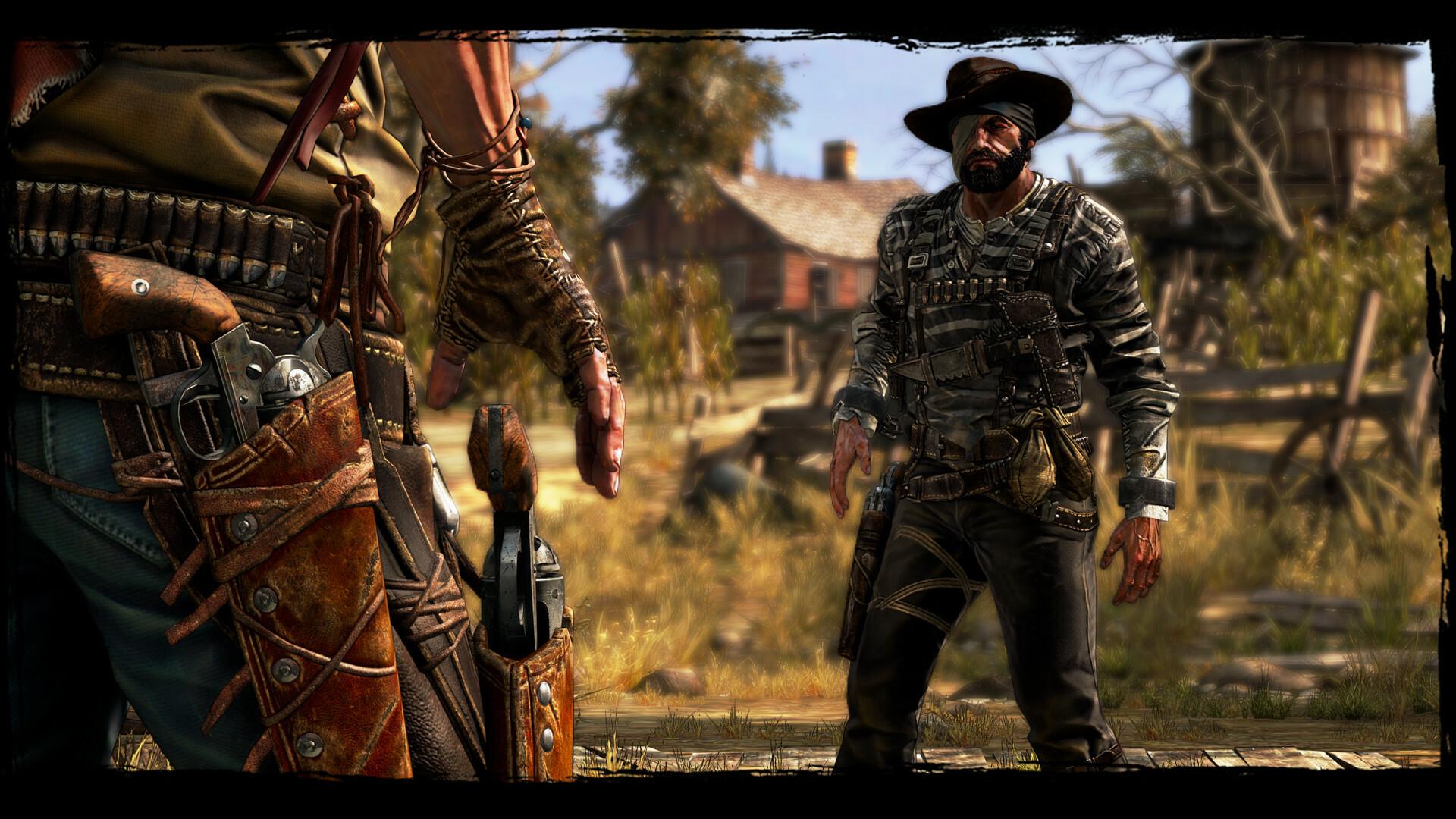 Call of Juarez: Gunslinger screenshot 1
