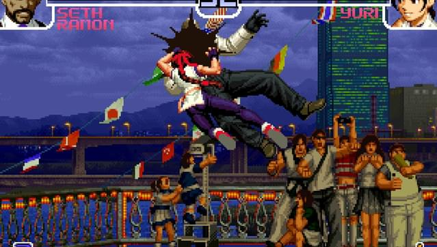 the king of fighters 2007 download pc