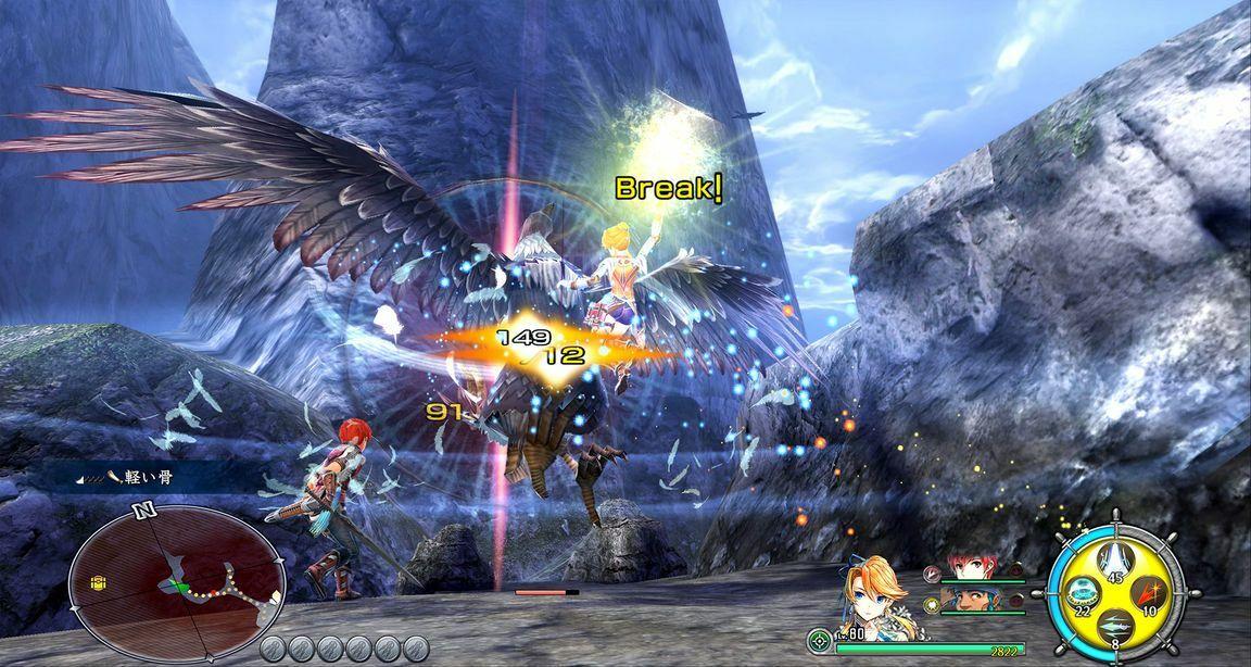 Ys VIII: Lacrimosa of DANA screenshot 3
