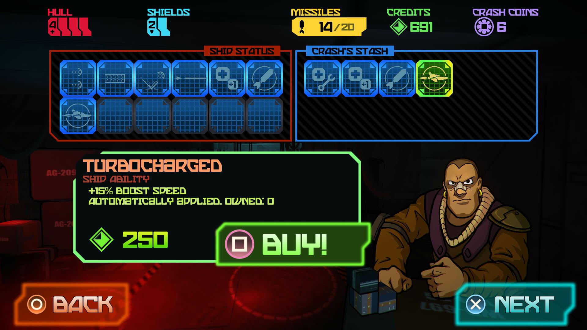Galak-Z screenshot 1