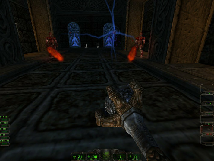 Daikatana screenshot 2