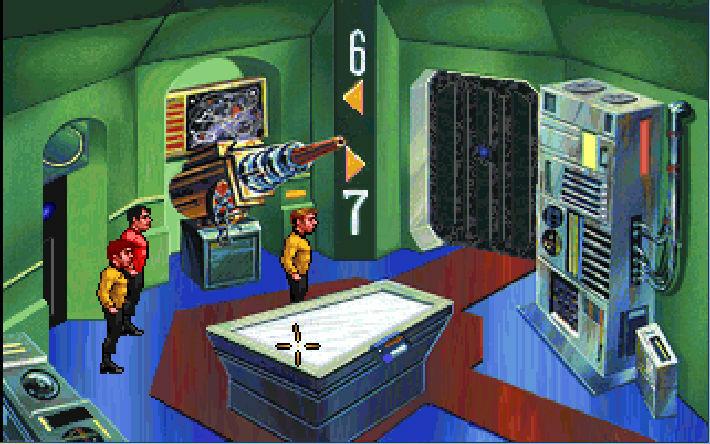 Star Trek: Judgment Rites screenshot 1