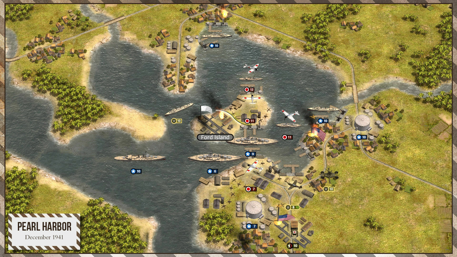 Order of Battle: World War II screenshot 1
