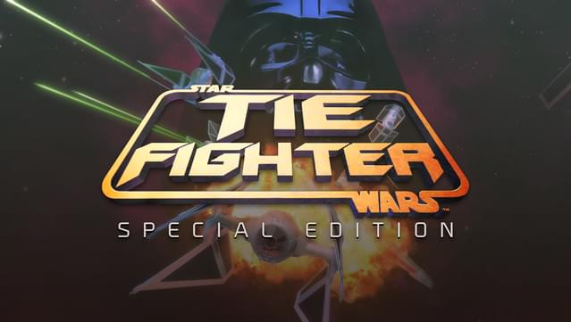 Star Wars Tie Fighter Special Edition On Gog Com