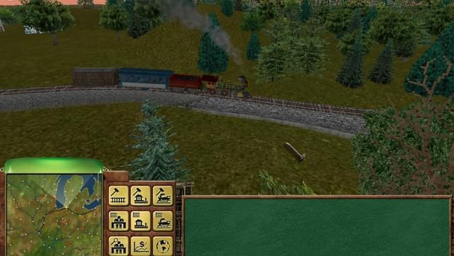 Railroad Tycoon 3 - PC