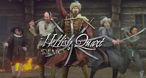 Hellish Quart Demo