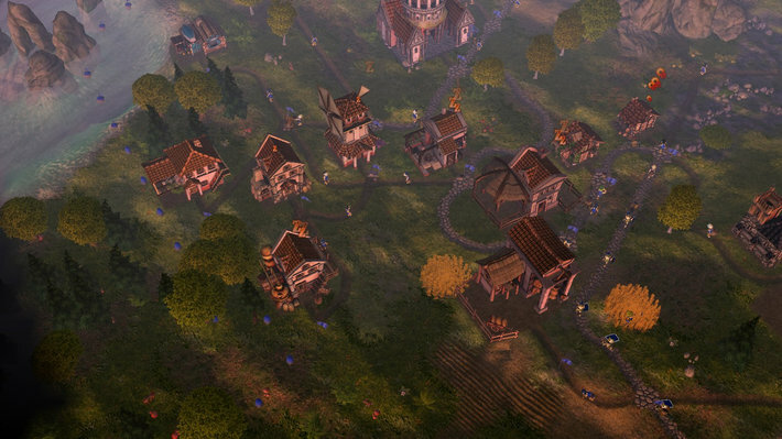 The Settlers 2: 10th Anniversary screenshot 1