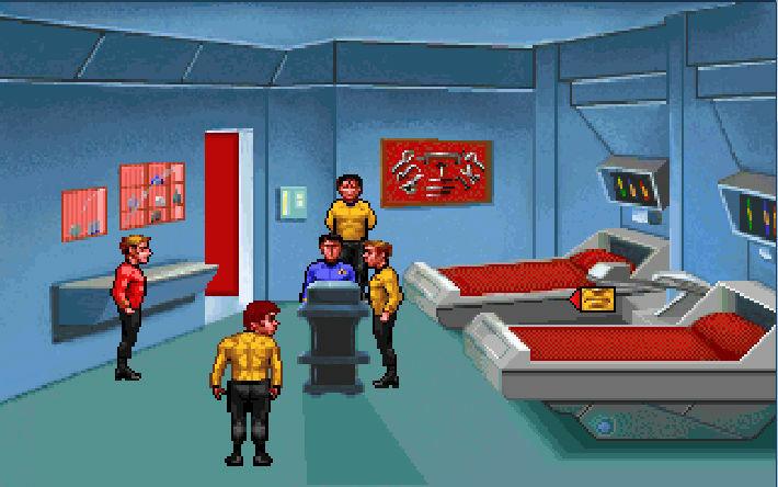 Star Trek: Judgment Rites screenshot 2