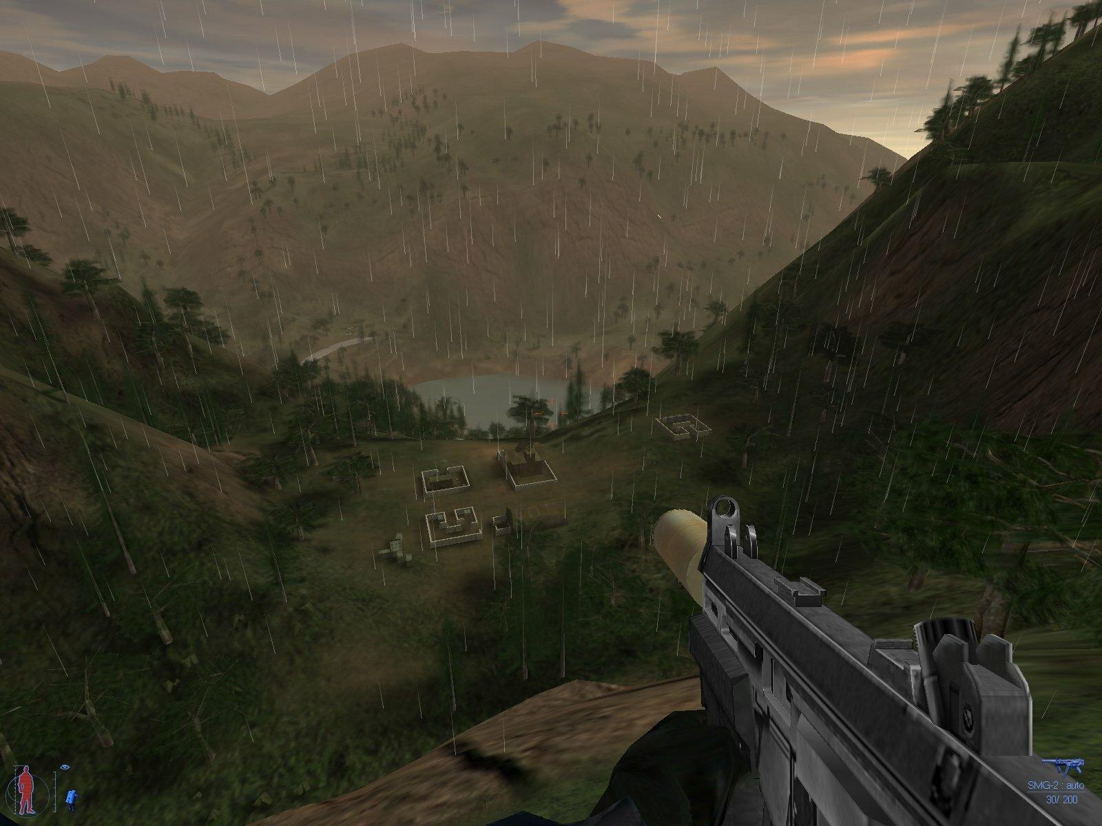I.G.I. 2: Covert Strike screenshot 1