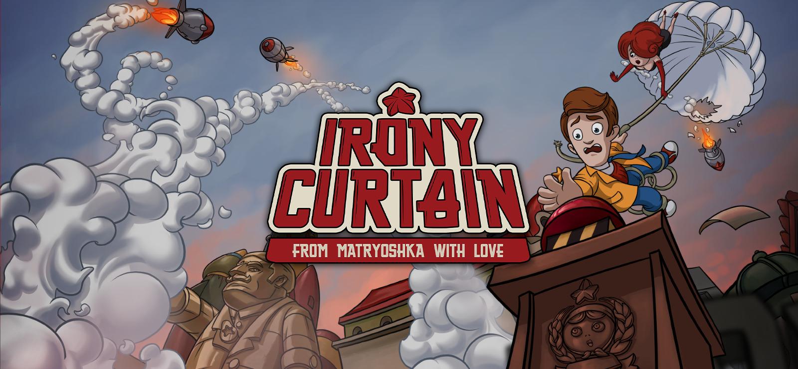 Irony Curtain: From Matryoshka with Love - Revolutionary