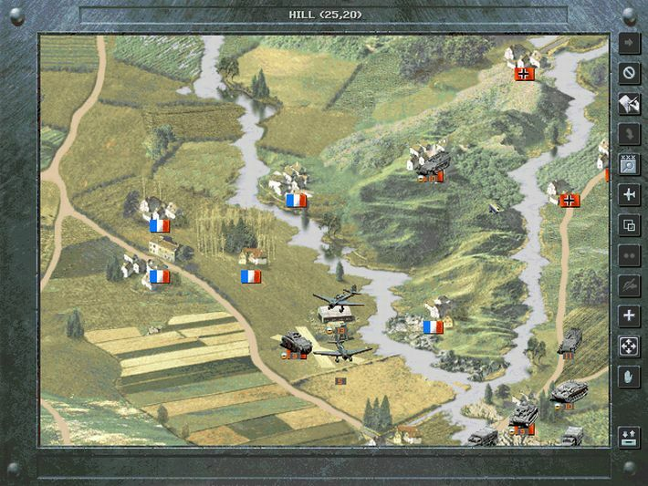 Panzer General 2 screenshot 1