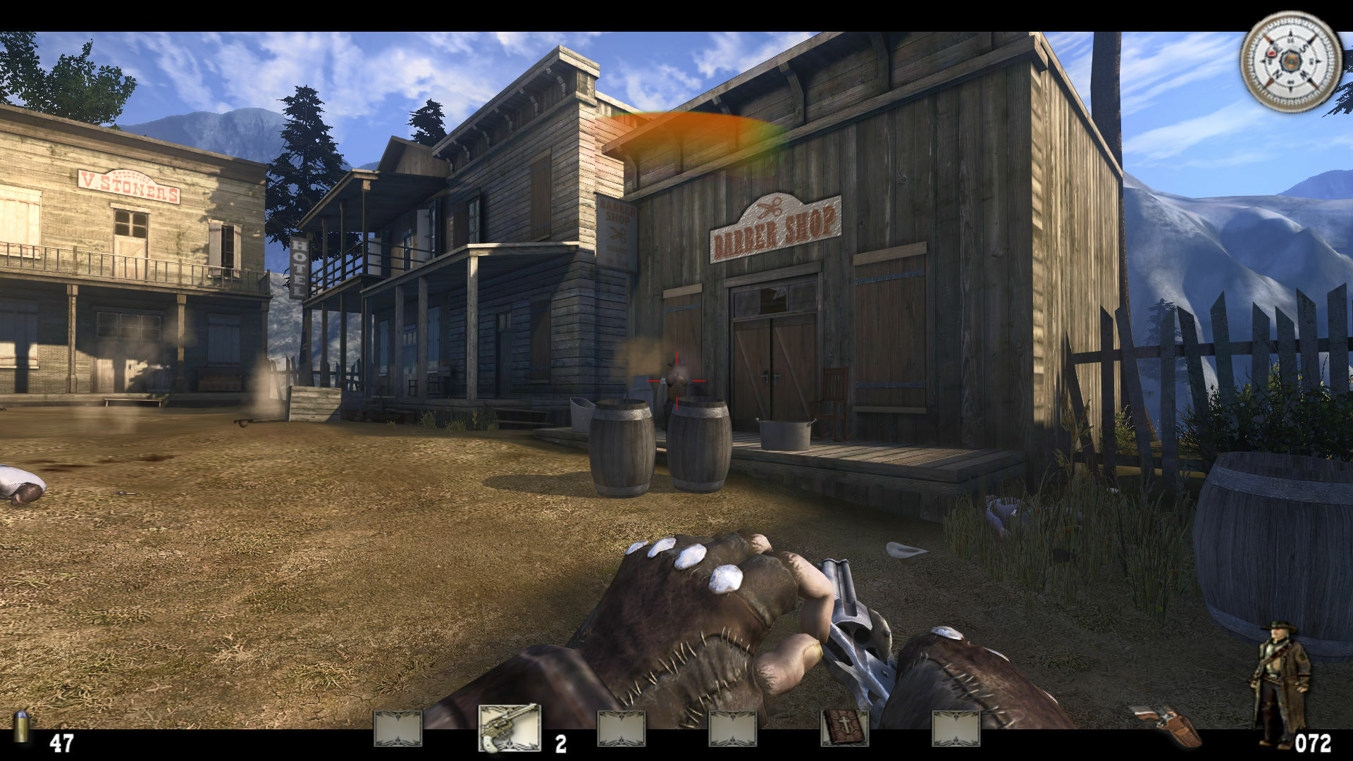 Call of Juarez screenshot 3