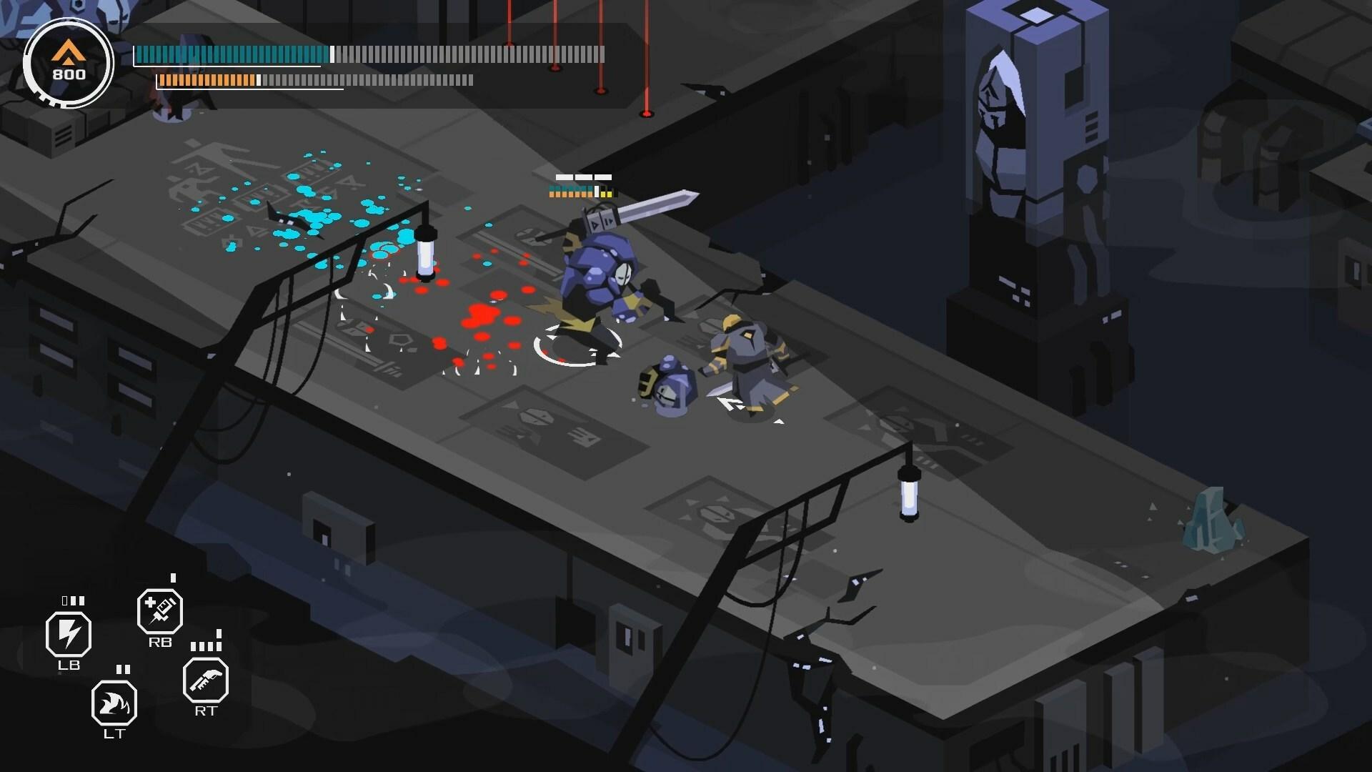 Immortal Planet screenshot 3