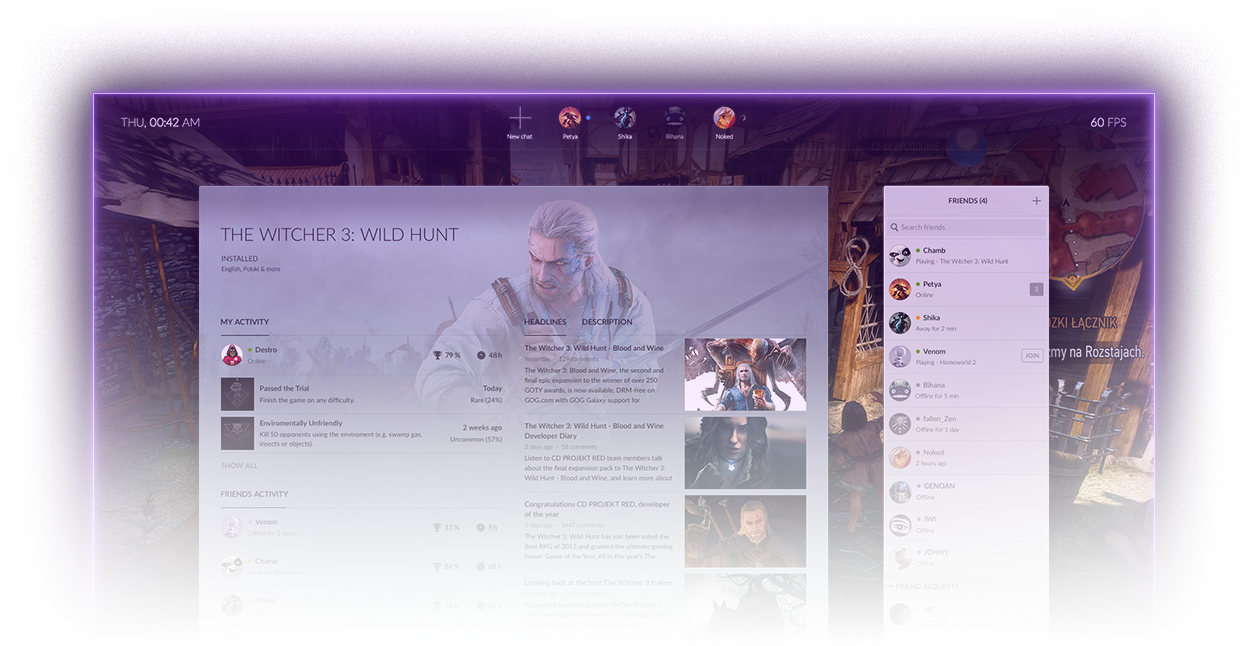 how to turn off gog overlay