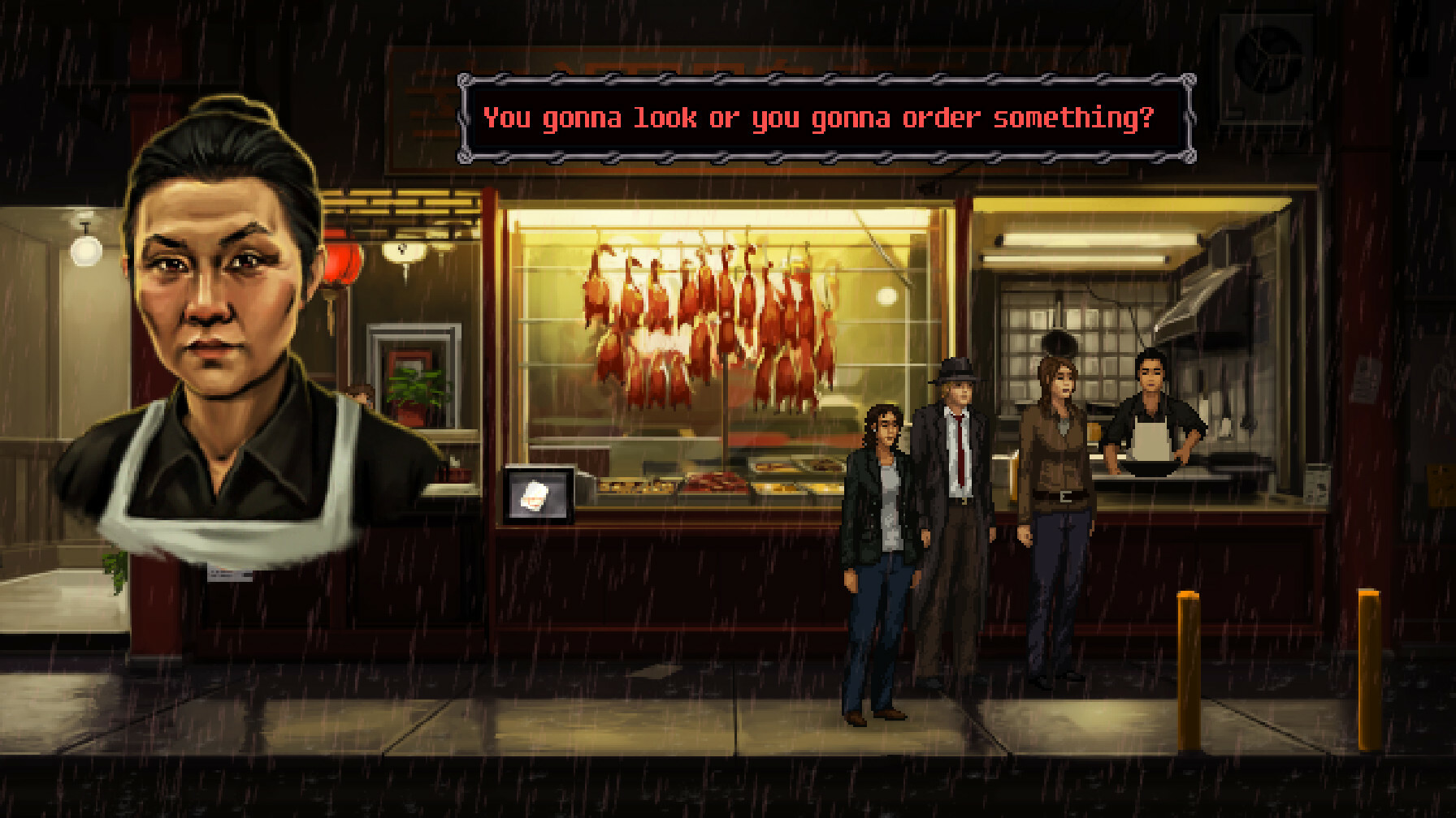 Unavowed screenshot 1