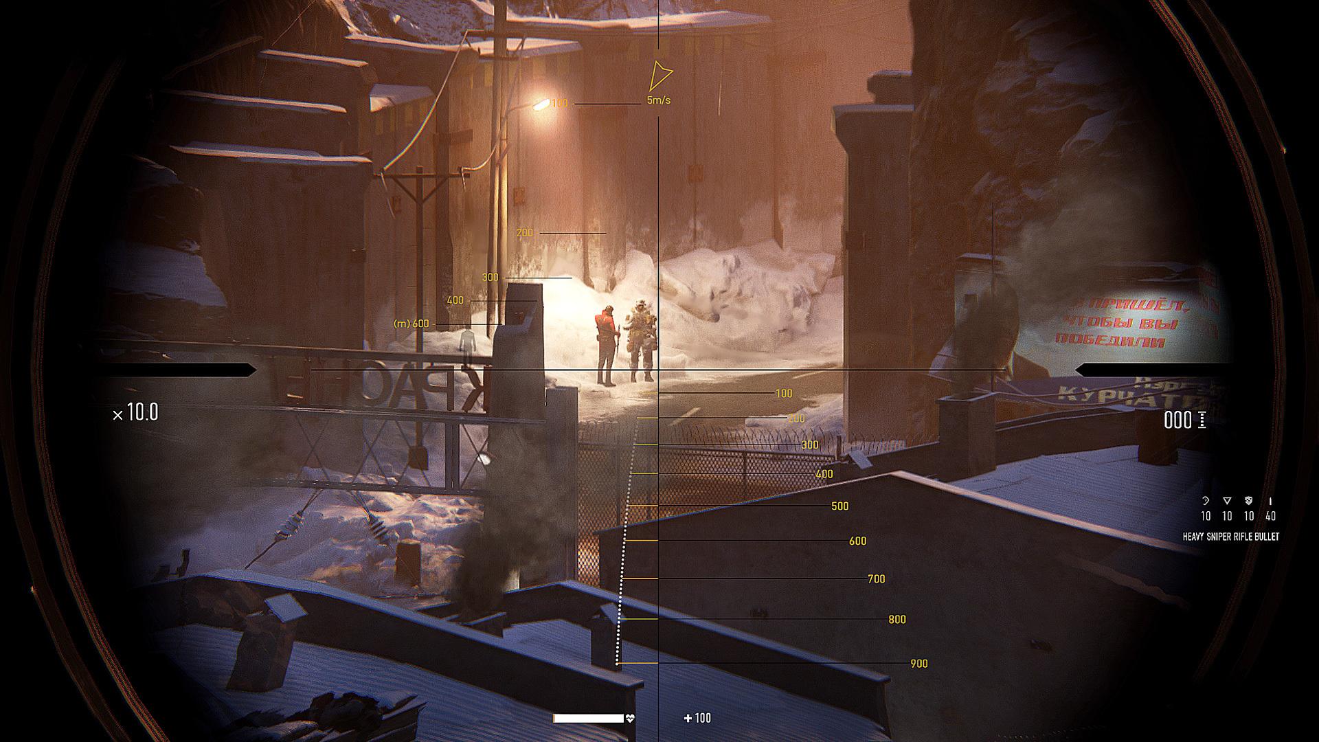Sniper Ghost Warrior Contracts screenshot 2