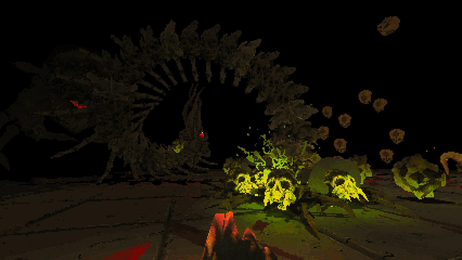 Devil Daggers screenshot 2