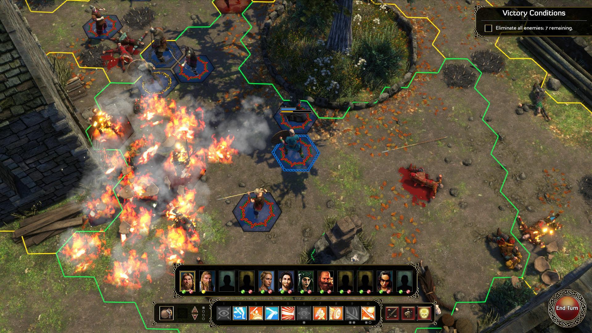 Expeditions: Viking screenshot 1