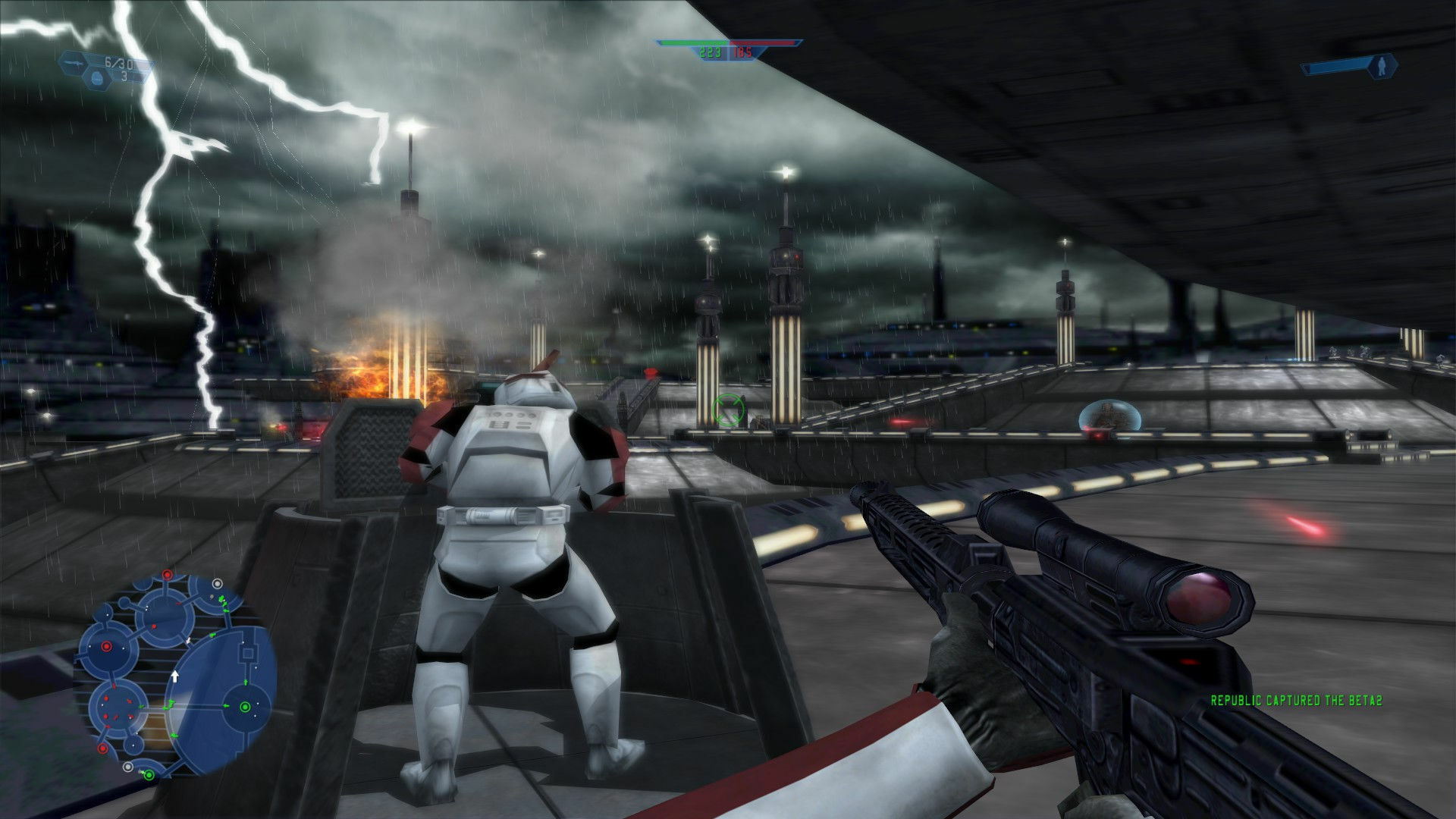Star Wars: Battlefront screenshot 1