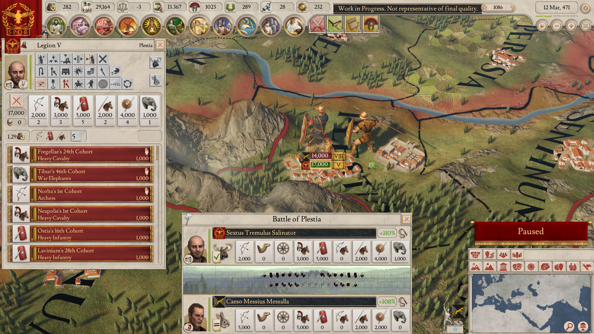Imperator: Rome Deluxe Edition screenshot 3