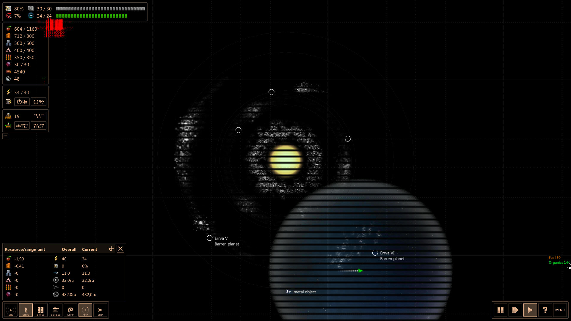 Shortest Trip to Earth screenshot 3